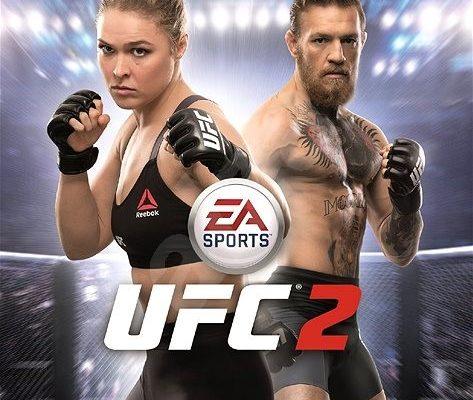 EA SPORT UFC 2